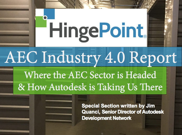 Industry 4.0, HingePoint, Autodesk