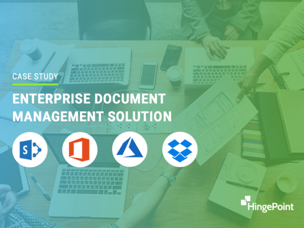 Enterprise Document Management Solution